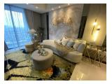 Dijual Apartemen Casa Grande Phase 2 Jakarta Selatan - 2 Kamar / 3 Kamar Unfurnish dan Fully Furnish