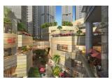 Apartemen Garden Suites Menara Jakarta Dijual Cepat - 1 Kamar Tidur (Luas 35 m2) Semi Furnished