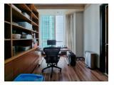 Jual Apartemen The Peak Sudirman Jakarta Selatan - 2 Bedroom + 1 Study Room Full Furnished