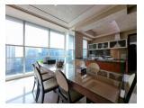 Jual Apartemen The Peak di Sudirman Jakarta Selatan - (Lantai Tinggi) 2 Kamar Tidur Full Furnished
