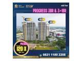 Dijual Apartemen Sky House Tangerang - Dp 5% Semi Furnished (Samping Aeon Mall + Seberang The Breeze + Seberang Ice BSD)