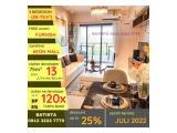 Jual Apartemen Sky House Tangerang (Samping Aeon Mall + Seberang The Breeze + Seberang  Ice) - Dp 5% - 3 BR Semi Furnished