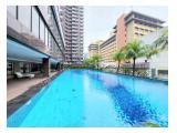 Jual Cepat Apartemen Taman Sari Semanggi Jakarta Selatan - Tipe Studio Furnished, Tower A Lantai 26, City View