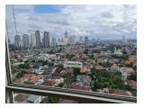 Dijual Apartment Somerset Berlian di Jakarta Selatan - 3 Kamar Tidur Furnished, Good View