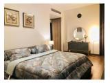 Jual / Sewa Apartemen Pakubuwono Spring Jakarta Selatan - 2 Kamar Tidur Furnished - Best Deal