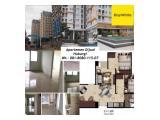 Dijual Apartemen Pakubuwono Terrace Tipe 2 Kamar Tidur Siap Huni di Jakarta Selatan