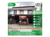 Dijual Ruko Jalan Parit Nomor 2, Kubu Raya, Kalimantan Barat