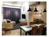 Disewakan 3 Bedroom Apartemen Marbella Kemang Jakarta Selatan - Full Furnish