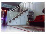 Rumah second Rasa baru eksklusif 250/105m,2 lantai De Casablanca Malang. Semi Furniture.