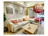 2 Bedroom Junior 45 m2