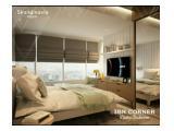 3 Bedroom Corner : 110 m2