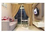 Διαμερίσματα προς ενοικίαση Thamrin Residence Καλύτερο μοντέρνο 1 υπνοδωμάτιο