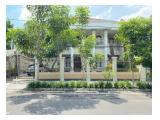Jual Rumah Mewah Luas di Raya Dharmahusada Indah Surabaya