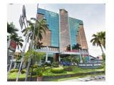 Sewa Kantor 154m2 di Gedung Mugi Griya , MT Haryono, Jakarta Selatan