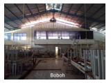 فروش یک کارخانه پوشاک دست دوم در Raya Boboh منطقه Menganti Gresik