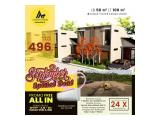 harga 660 jt, Perumahan Tipe 76, 2 Lantai dekat Kampus UII Sleman